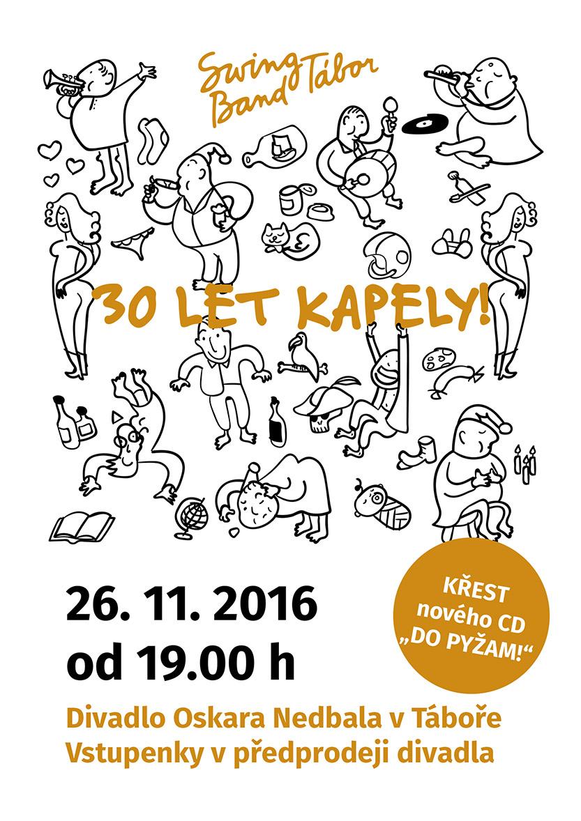 Plakát 26. 11. 2016